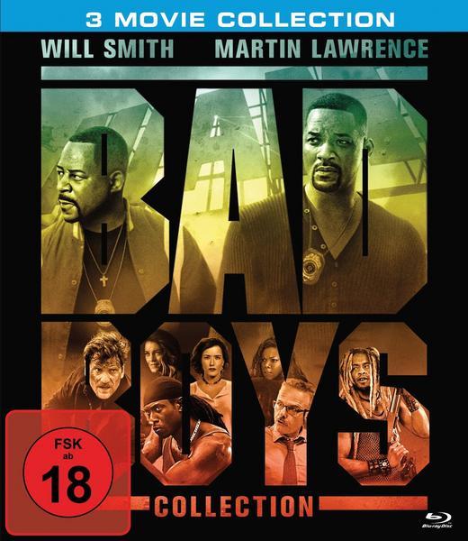 Bad Boys 1-3 Collection [Blu-ray]