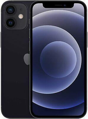 iPhone 12 mini, 64GB, schwarz