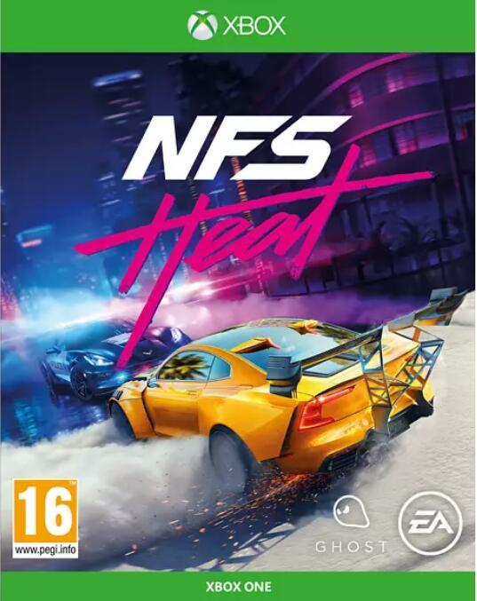 Need for Speed Heat - (Xbox One) zum Rennerpreis bei Media Markt