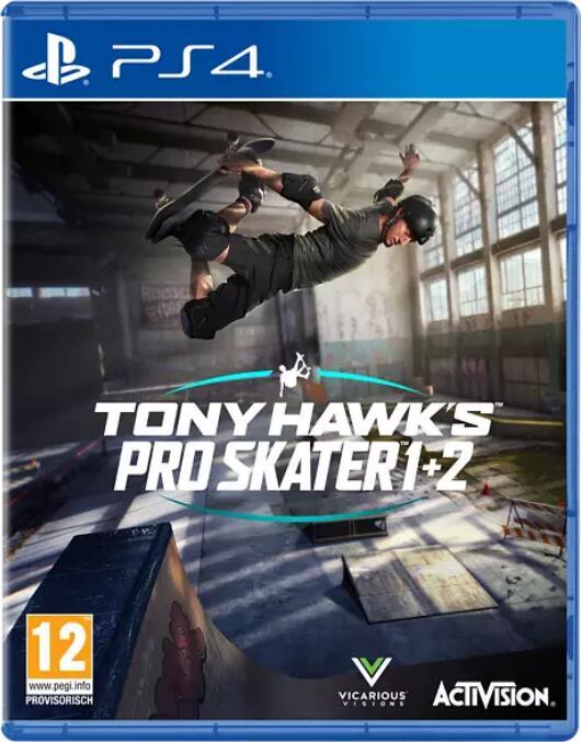 """""""Tony Hawks Pro Skater 1+2"""" (PlayStation 4 / XBOX One) zum Hammer*Preis"""