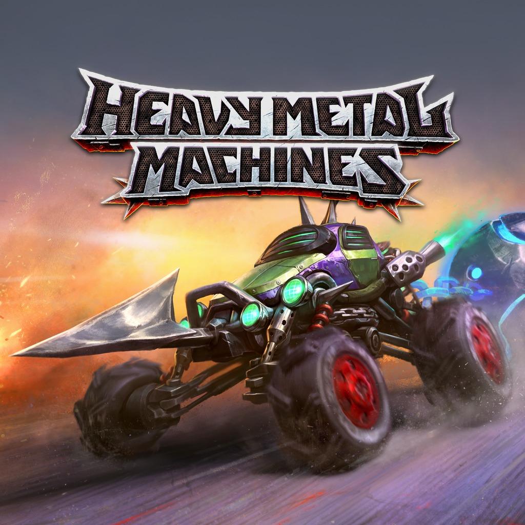 (PS4/Xbox) Heavy Metal Machines - KOSTENLOS + 2 DLCS