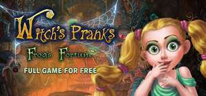 Witch's Pranks: Frog's Fortune Collector's Edition (PC)