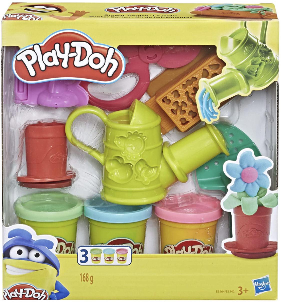 Play-Doh Bunter Garten mit 3 Farben