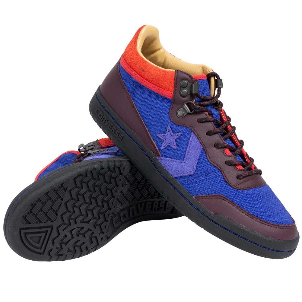Converse x CLOT Fastbreak Mid Unisex Leder Sneaker