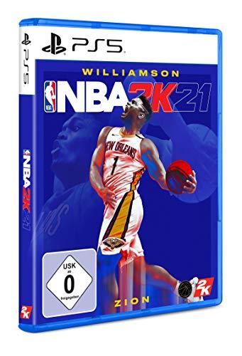 (PS5) NBA 2K21 Standard Edition - absoluter neuer Bestpreis