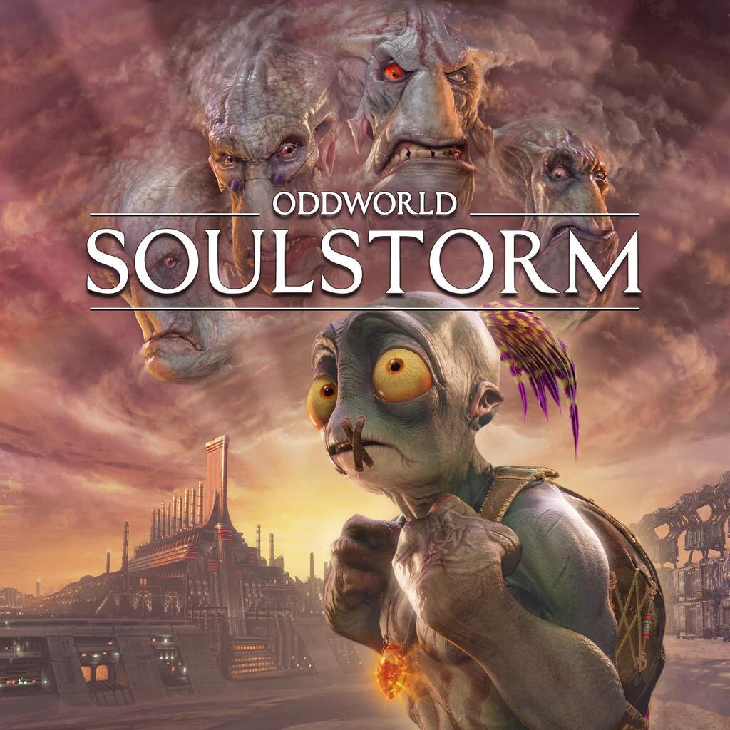 Oddworld Soulstorm (PS5) ab 6.April mit PS Plus gratis