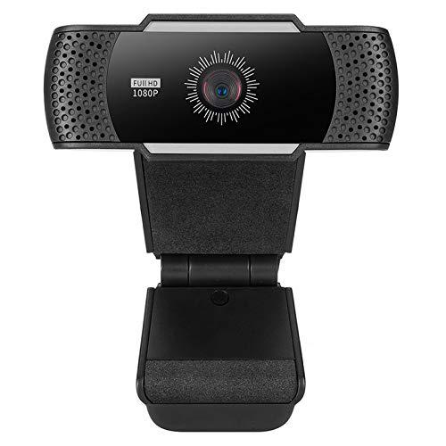 ALLONWAY Webcam 1080P Full HD mit Mikrofon