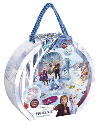 Disney Frozen Die Eiskönigin 2 Diamant-Bastel Studio