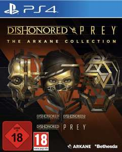 The Arkane Collection: Dishonored & Prey [PlayStation 4]
