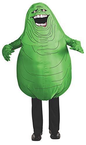 Rubie's Herren Unisex-Kostüm Slimer Erwachsenengröße, Grün, Standard US