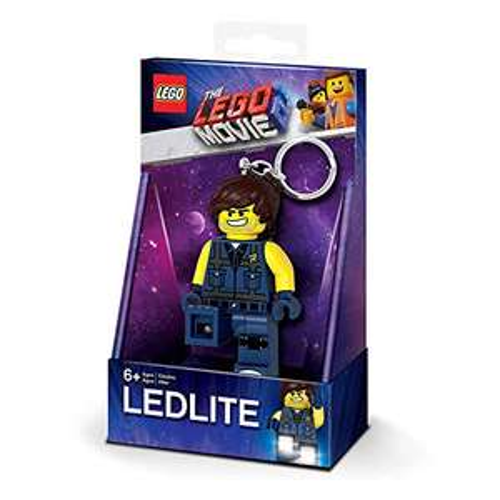 LEGO Movie 2 REX Key Light Figur