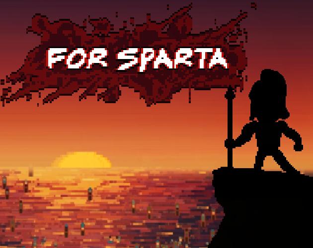 """""""For Sparta"""" (Windows PC) gratis auf itch.io"""