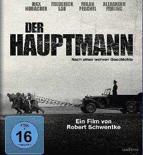 """3 sehenswerte Filme: """"Der Hauptmann"""" , """"Den Menschen so fern"""" mit Viggo Mortensen und """"Mackie Messer"""" mit Tobias Moretti. 3Sat Mediathek"""