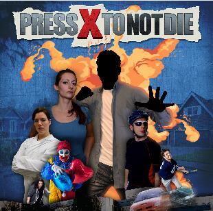 """""""Press X to Not Die"""" (Windows PC) gratis auf IndieGala"""