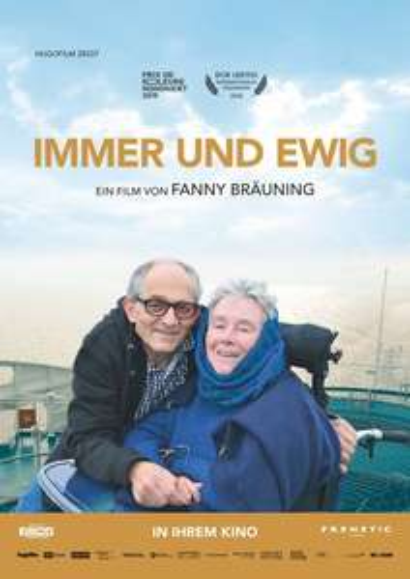 """""""Immer und Ewig"""" Die unglaubliche Reise eines außergewöhnlichen Liebespaares"""