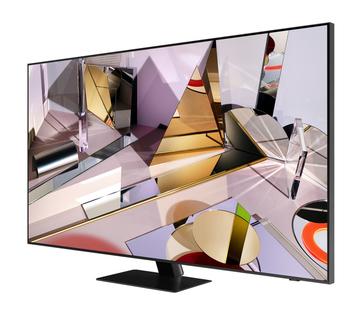 """Samsung 65""""/165cm QE65Q700T, 2x DVB-T/-T2/-C/-S/-S2-Tuner, Ultra HD TV 8K, Flat"""