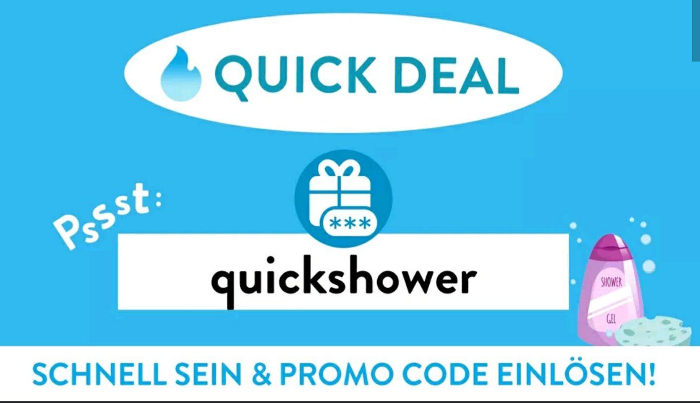 50% Cashback auf Duschgels mit Marktguru