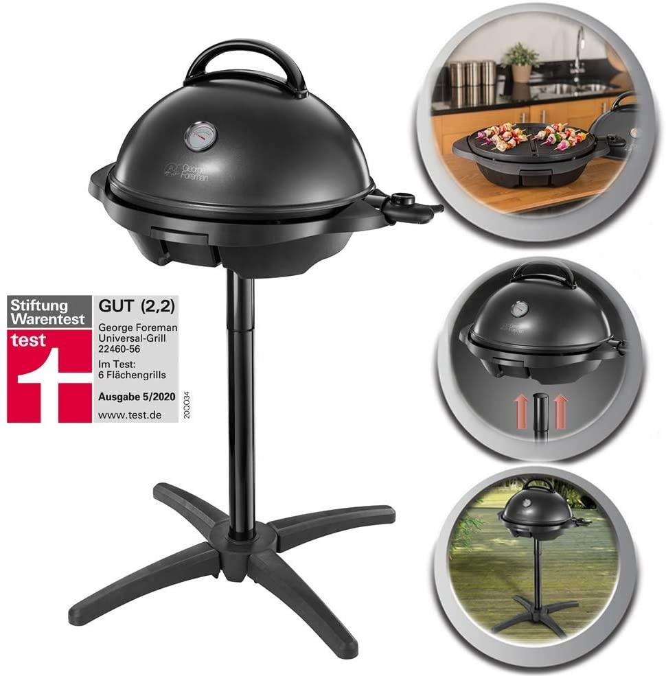 George Foreman 22460 Indoor/Outdoor Elektro-Grill
