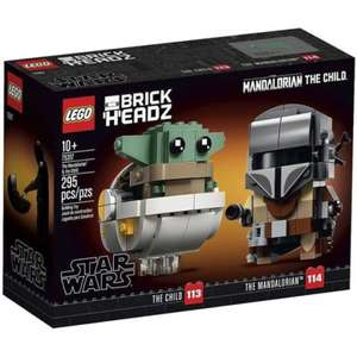 LEGO Star Wars 75317 - Der Mandalorianer™ und Baby Yoda