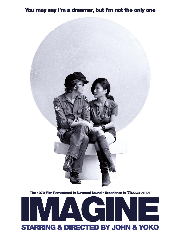 """Imagine by John & Yoko"" Dokumentarfilm derzeit gratis anstatt 4,99 Euro"