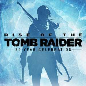 Rise of the Tomb Raider: 20-jähriges Jubiläums Edition (PS4)