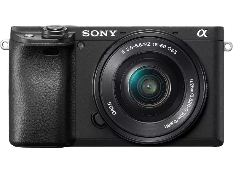 SONY Alpha 6400 mit Objektiv AF E 16-50mm