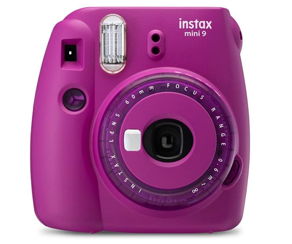 Fujifilm Instax Mini 9, violett