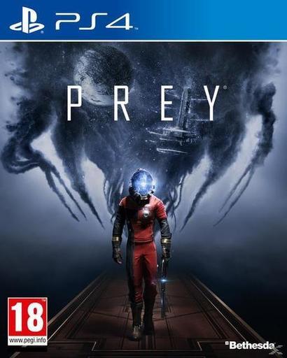 """""""Prey"""" oder """"Prey:Deluxe Edition"""" (PS4) zum Best(eBeute)preis bei Libro (in Filiale reservieren oder in Filiale schicken lassen)"""