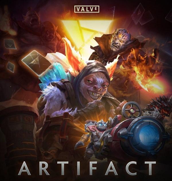 """""""Artifact Classic"""" und """"Artifact Foundry"""" (Windows / Mac / Linux PC) ab sofort kostenlos auf Steam statt zuvor 17Euro+"""