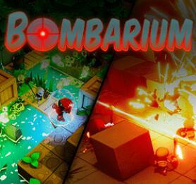 """""""Bombarium"""" (Windows PC) gratis auf itch.io"""