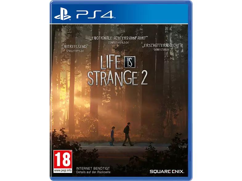 Life is Strange 2 für Playstation 4