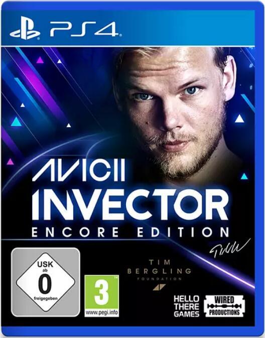 AVICII Invector Encore Edition - (PlayStation 4) zum Bestpreis (der weckt di auf und dann legts die nieda) bei Media Markt