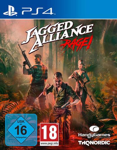 Jagged Alliance: Rage! für Playstation 4