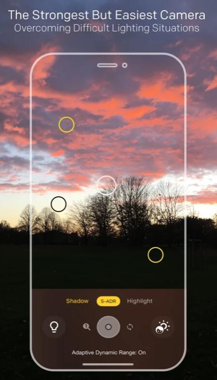 (iOS) Lightsynth - ADR Kamera App (extrem geile Belichtungsfotos!)