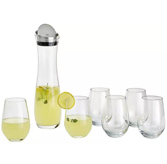 Schott Zwiesel Fresca Set, 6x Glas + Karaffe