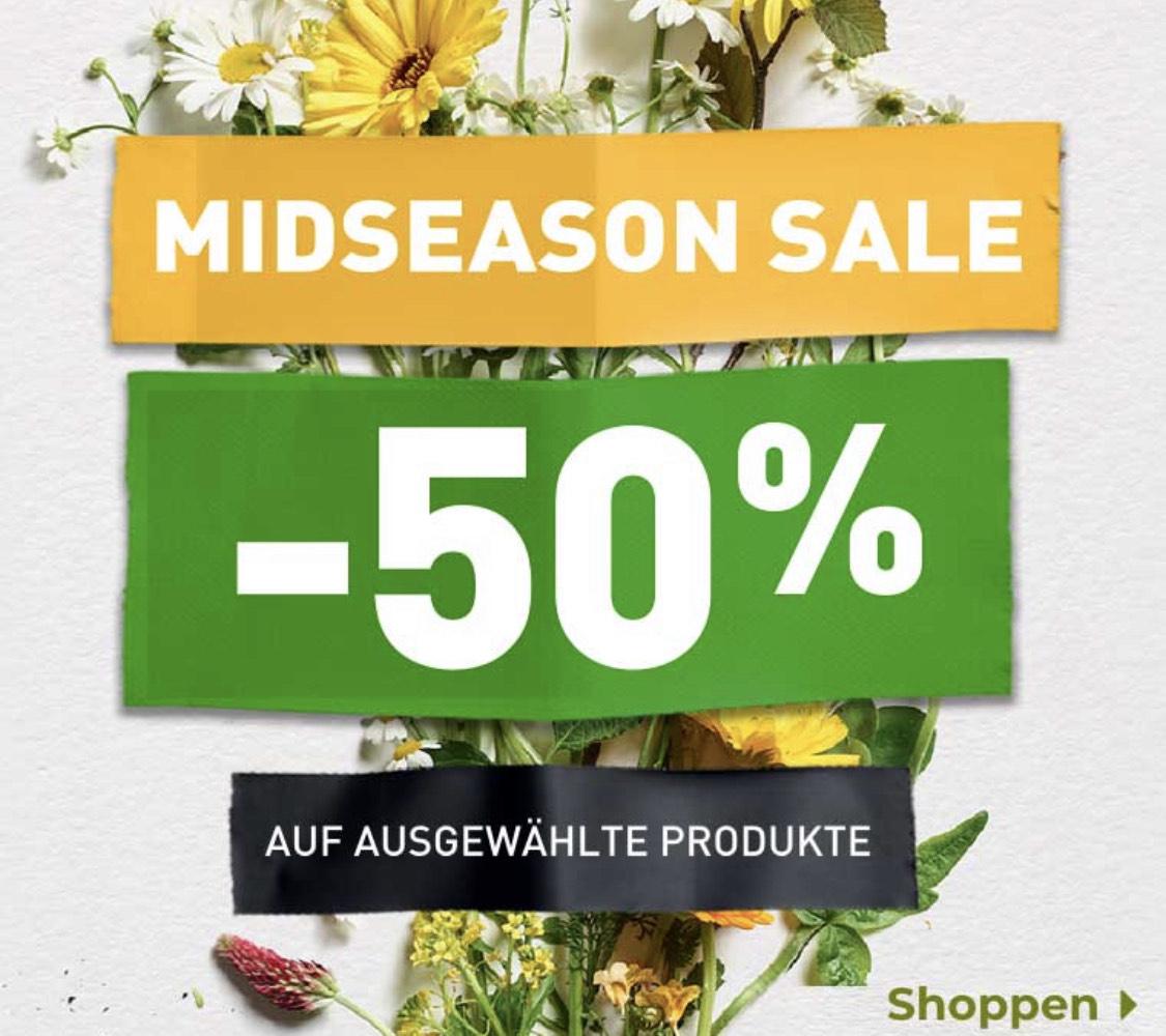 Midseason Sale bei Yves Rocher mit 50%