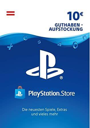 10€ Playstation Store Guthaben für 7,57€ (PSN Österreich, Faktor 7.6)