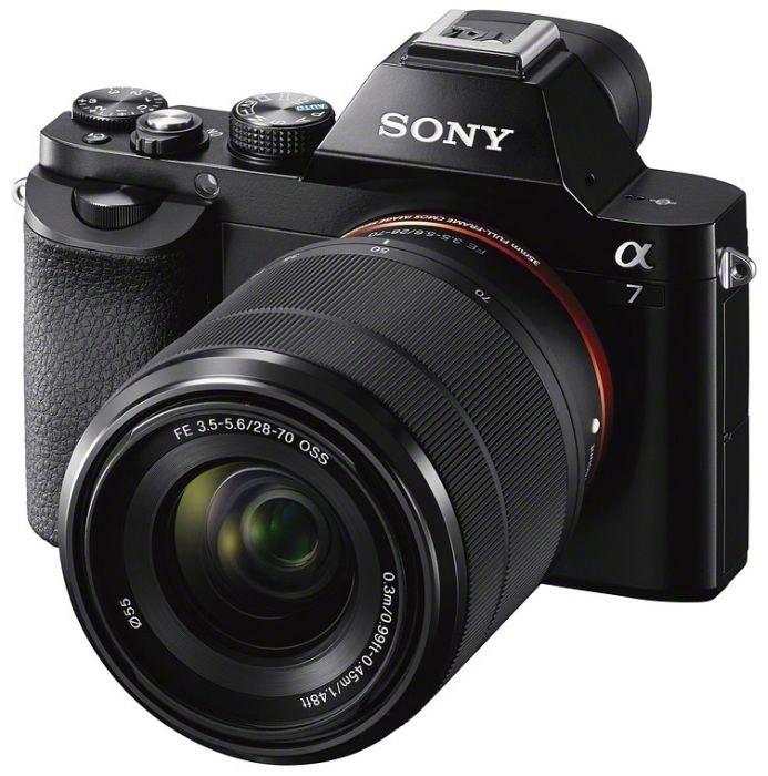 [MM Gewerbepark 1220 Wien] Sony A7 Mark 1 mit Kit Objektiv