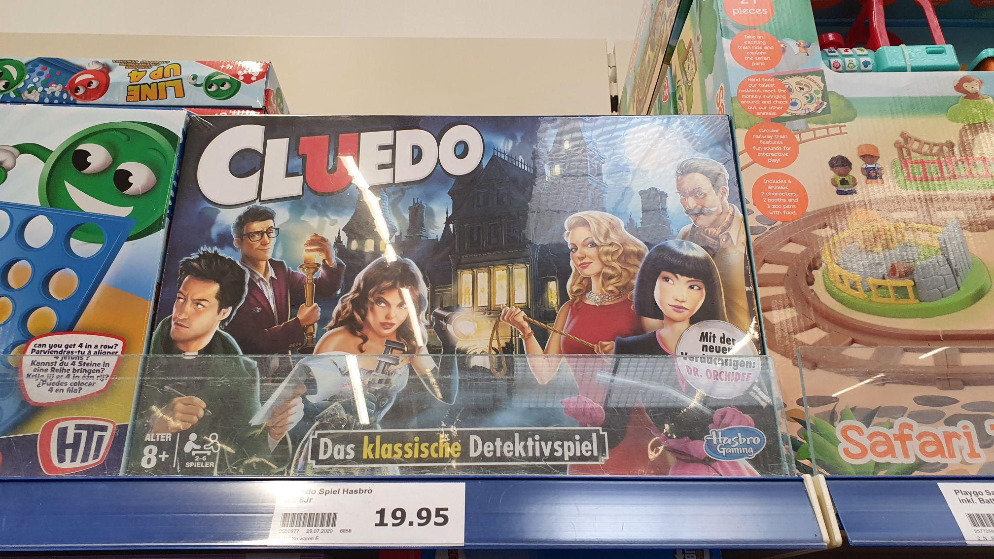 Cluedo Classic bei ACTION