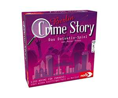 Crime Story - Berlin [Krimi-Kartenspiel]