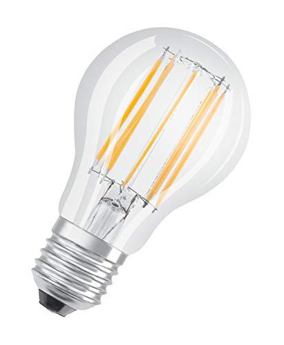OSRAM LED Warmweiß, 10er Pack, Sockel: E27, 11W, Filament,1521 Lumen
