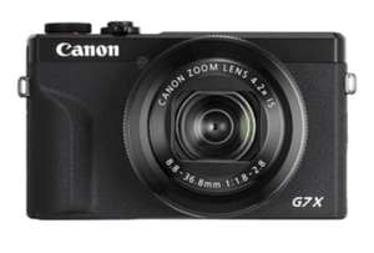 CANON Digitalkamera PowerShot G7 X Mark III, schwarz