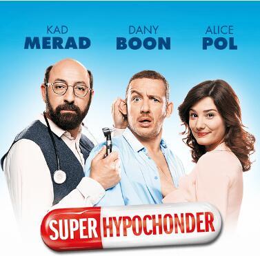 """4 Filme: """"Super-Hypochonder"""", """"Dämonen und Wunder"""", """"Wir Monster"""" u. """"Babai - Mein Vater"""" als Stream od. zum Herunterladen 3Sat Mediathek"""