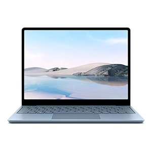 [Amazon] Microsoft Surface Laptop Go Eisblau, i5-1035G1, 8GB, 128GB SSD THH-00027