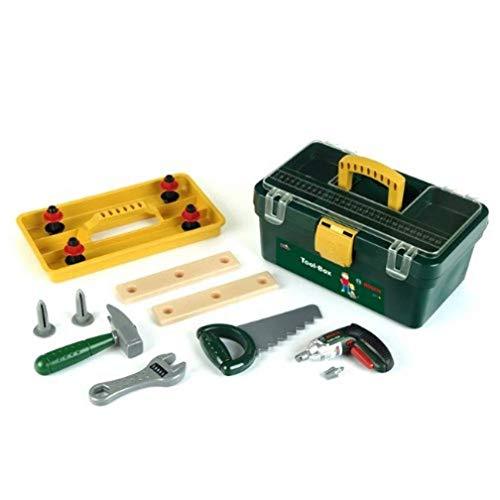 Theo Klein Bosch Werkzeugbox mit Ixolino und Zubehör