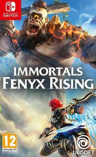 """""""Immortals Fenyx Rising™"""" (Nintendo Switch) zum -göttlichen- Bestpreis bei Libro (Hermes bleibt im Olymp- selber holen-)"""