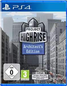 """Project Highrise - Architect's Edition"" (PS4) bei Media Markt"