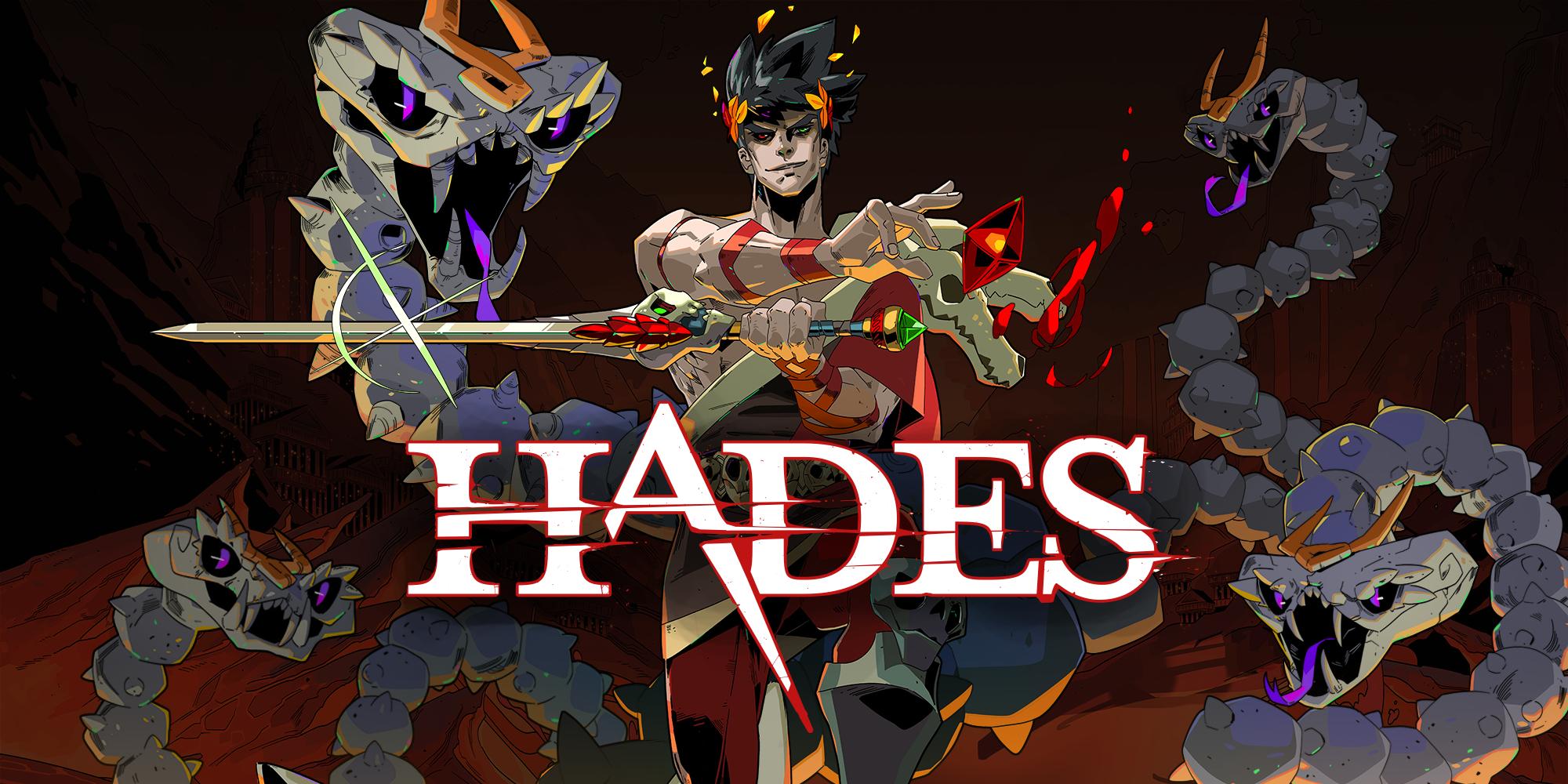 Hades für Nintendo Switch Hardcopy zum Knaller Preis