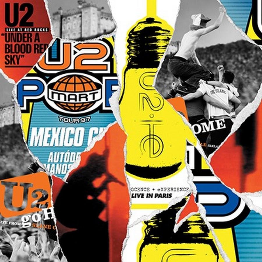 """""""U2 – The Virtual Road"""" gratis 4 Konzertfilme der Band inkl. Vorprogramm streamen auf Youtube (Los gehts am 17. März 20:30)"""
