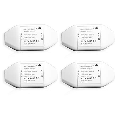 Meross WLAN Schalter Universal WiFi Switch Fernbedienung